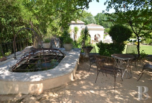 chateaux for sale France languedoc roussillon chateau 18th - 13
