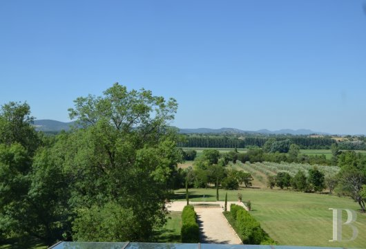 chateaux for sale France languedoc roussillon chateau 18th - 14