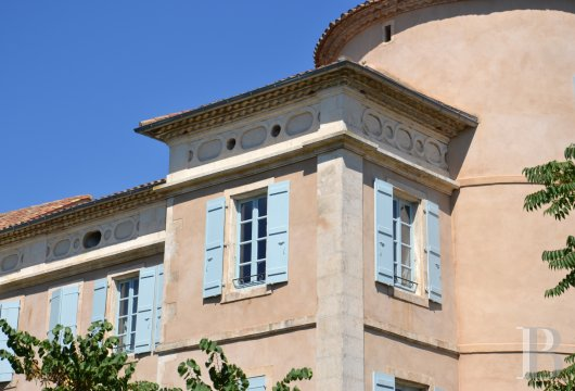 chateaux for sale France languedoc roussillon chateau 18th - 5