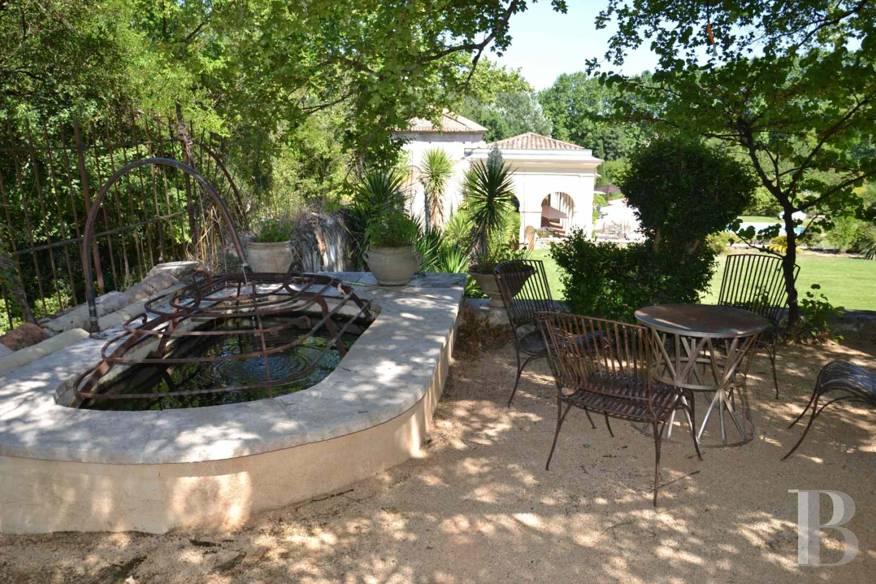 chateaux for sale France languedoc roussillon chateau 18th - 13 zoom