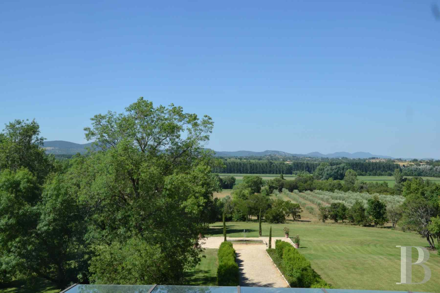 chateaux for sale France languedoc roussillon chateau 18th - 14 zoom