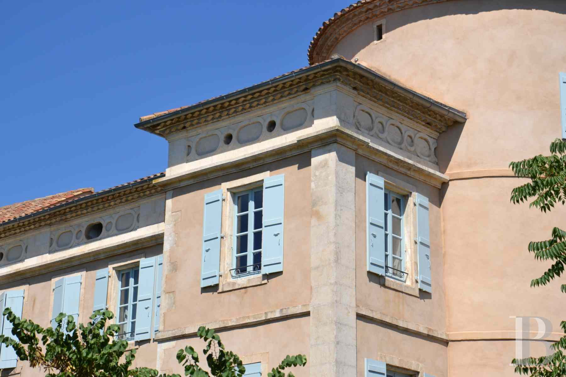 chateaux for sale France languedoc roussillon chateau 18th - 5 zoom