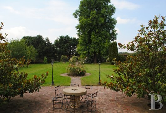 France mansions for sale upper normandy castle 17th - 4 mini