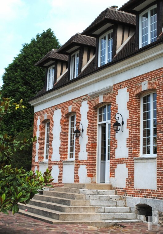 France mansions for sale upper normandy   - 3