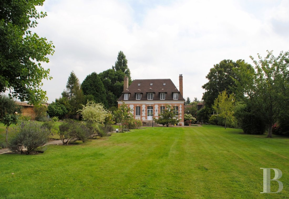 France mansions for sale upper normandy   - 5