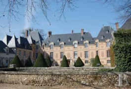 Historic buildings for sale - upper-normandy - Authentic 17th century listed Brécourt castle between the Ile de France and Normandy