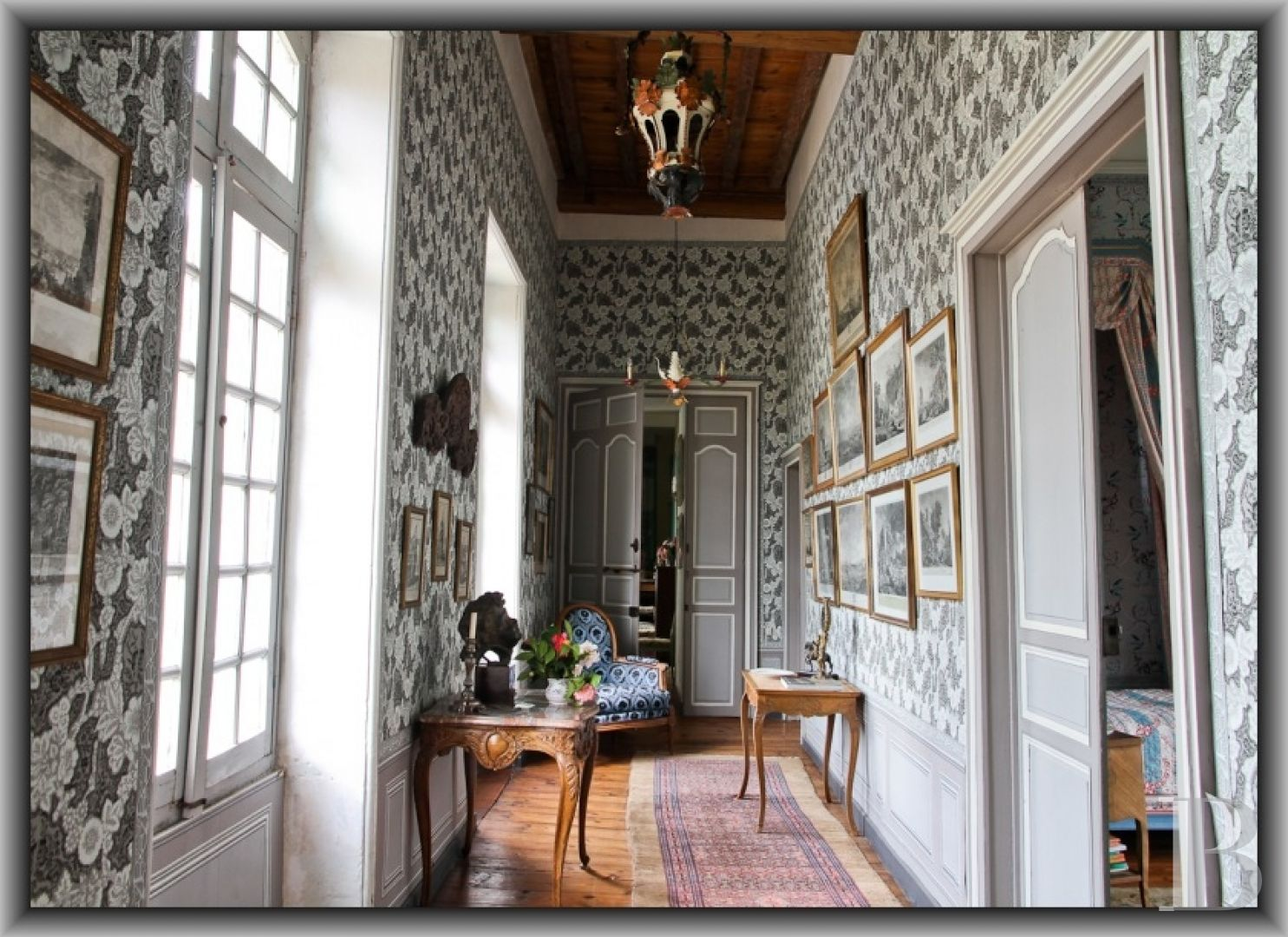 chateaux for sale France aquitaine historic residence - 12 zoom