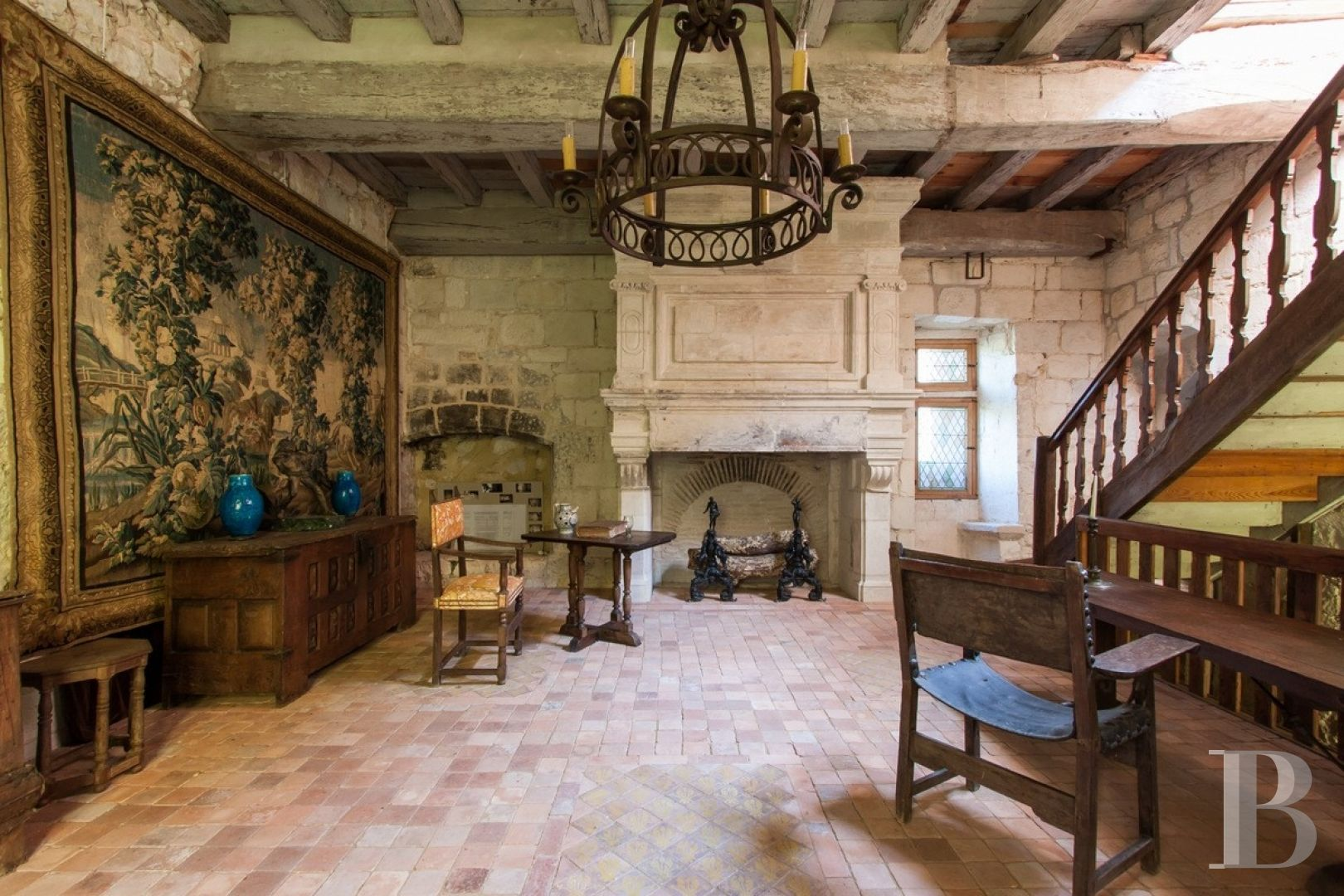 chateaux for sale France aquitaine historic residence - 13 zoom