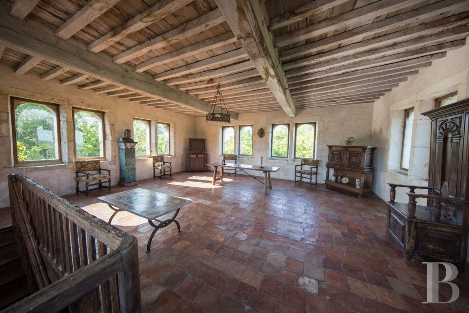 chateaux for sale France aquitaine historic residence - 15 zoom