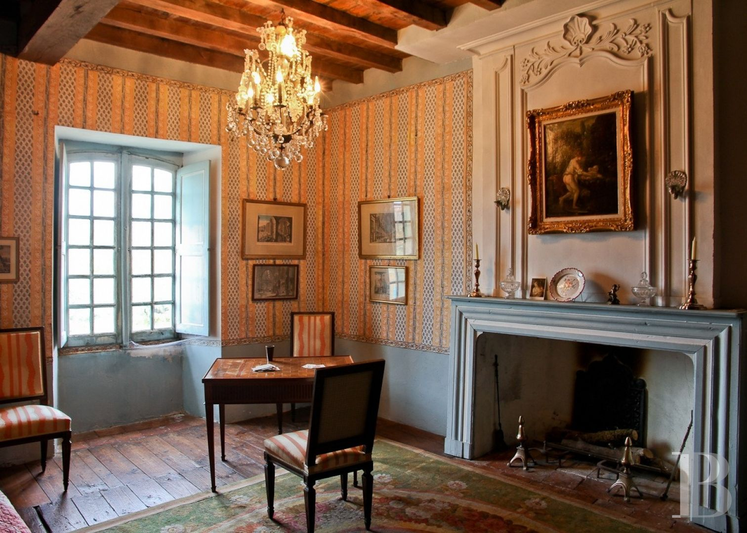 chateaux for sale France aquitaine historic residence - 16 zoom