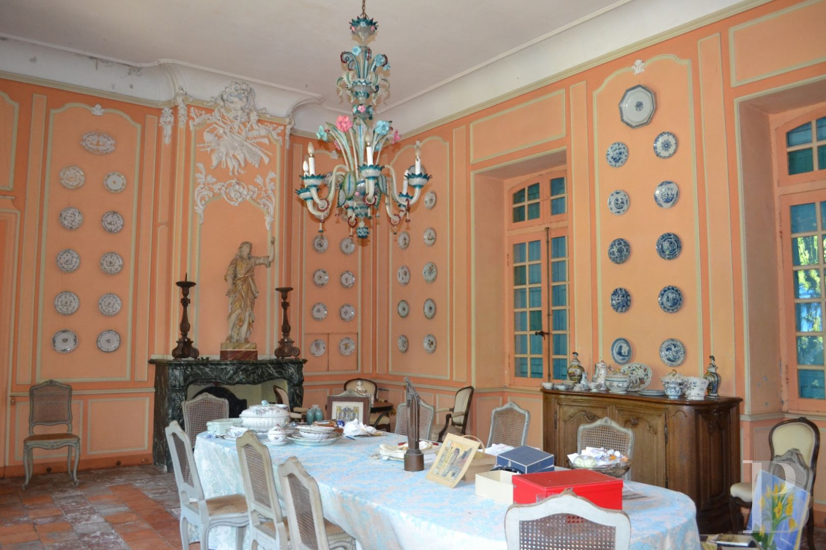chateaux for sale France aquitaine historic residence - 7 zoom