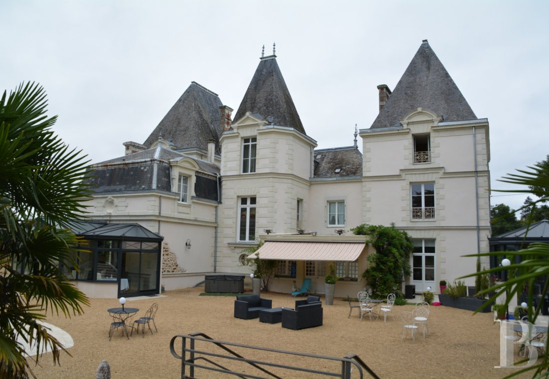 chateaux for sale France pays de loire 19th century - 1