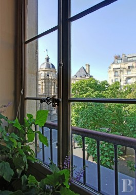 appartements a vendre paris appartement jardin - 2