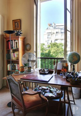 appartements a vendre paris appartement jardin - 6