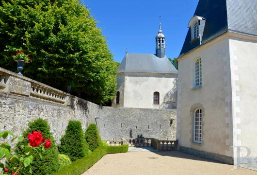 chateaux for sale France pays de loire   - 17