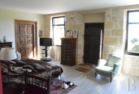 mansion houses for sale France aquitaine bordeaux region - 7