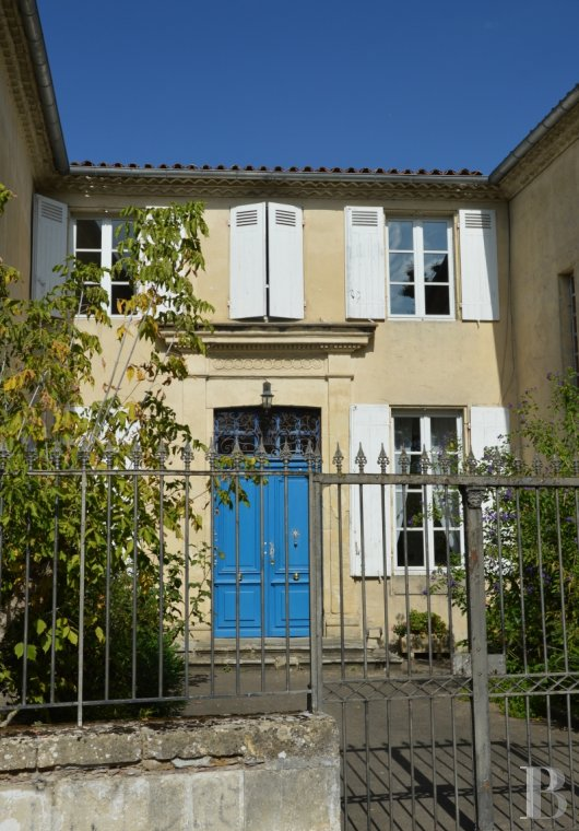mansion houses for sale France aquitaine bordeaux region - 2