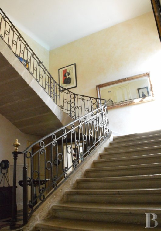 mansion houses for sale France aquitaine bordeaux region - 5