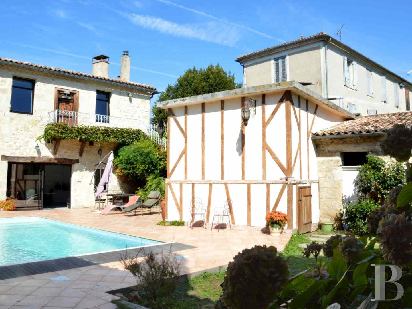 mansion houses for sale France aquitaine bordeaux region - 14 zoom