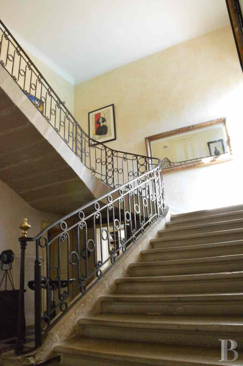 mansion houses for sale France aquitaine bordeaux region - 5 zoom