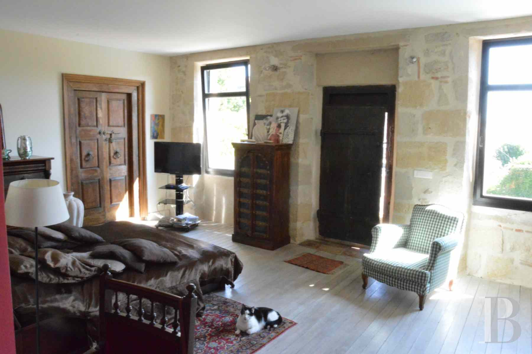 mansion houses for sale France aquitaine bordeaux region - 7 zoom