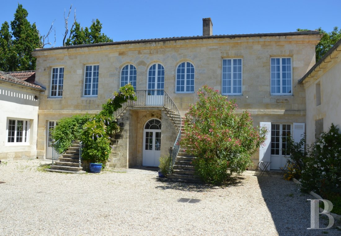 chateaux for sale France aquitaine 18th century - 1