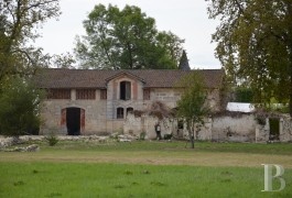 chateaux for sale France aquitaine chartreuse house - 10