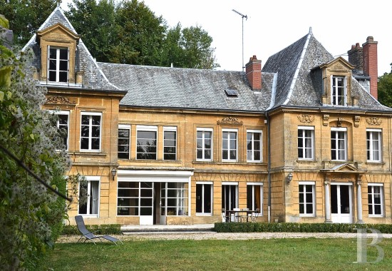 immobilier prestige champagne ardennes demeure style - 1