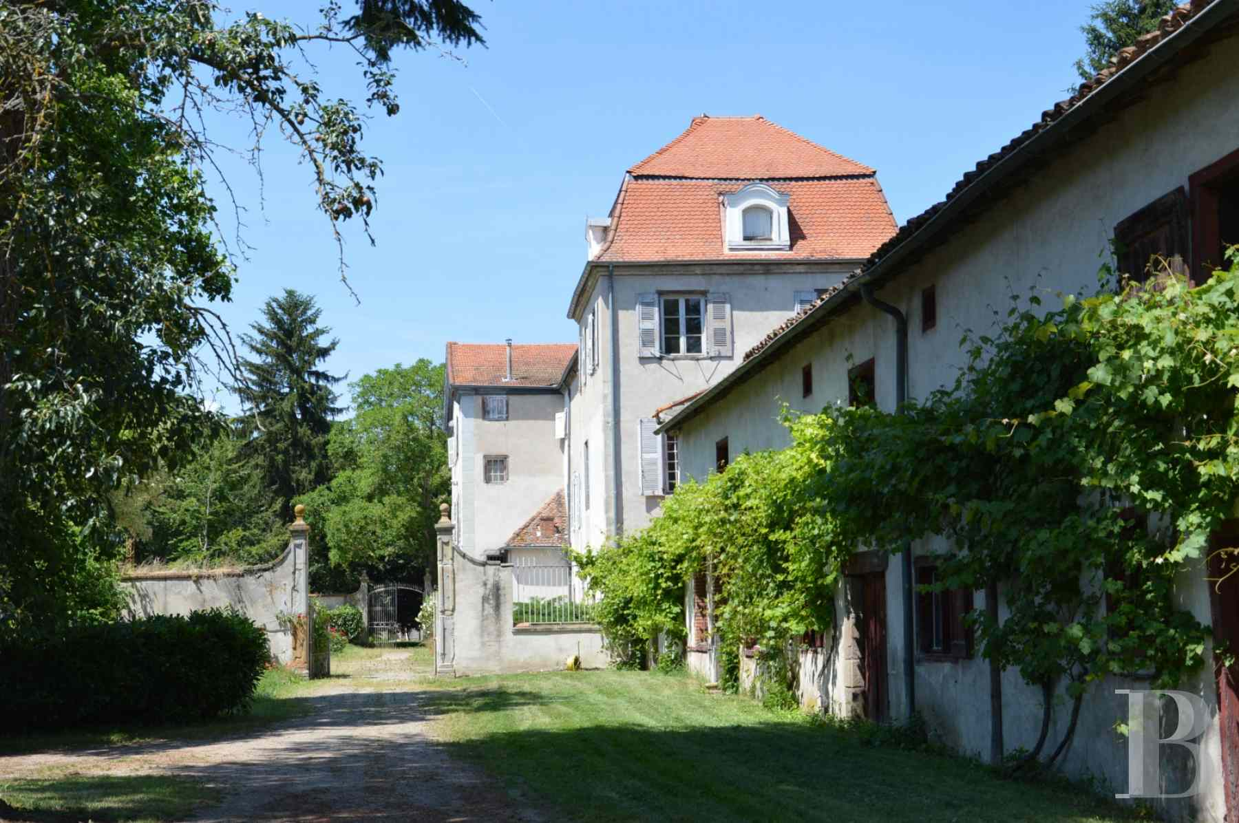 chateaux for sale France rhones alps liste chateau - 13 zoom