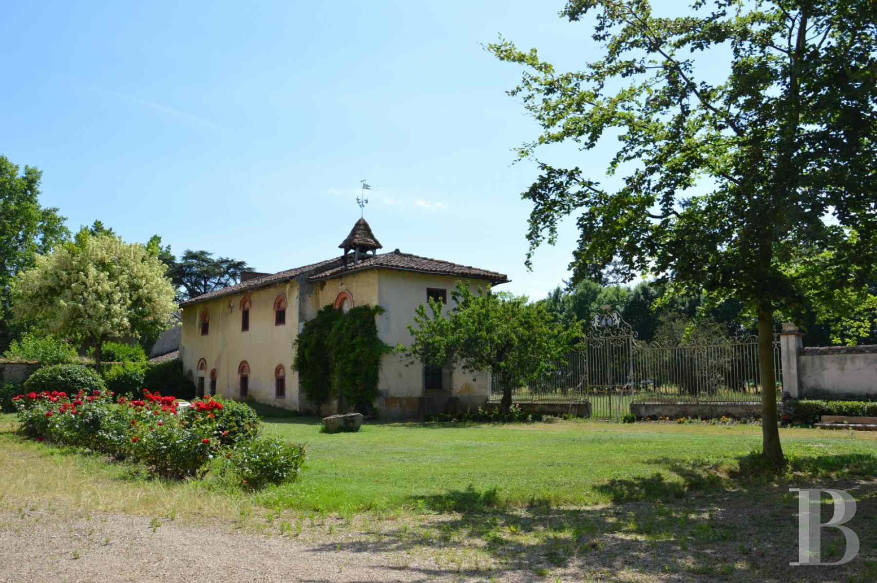 chateaux for sale France rhones alps liste chateau - 3 zoom