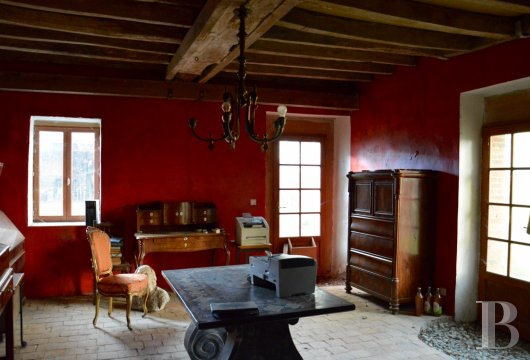 chateaux for sale France pays de loire manor house - 10