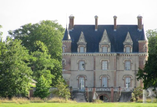 chateaux for sale France pays de loire manor house - 2