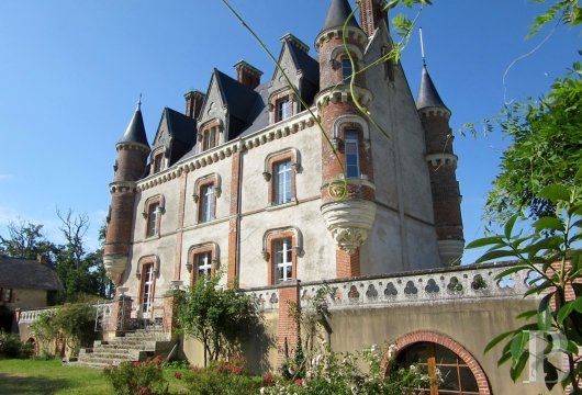 chateaux for sale France pays de loire manor house - 4