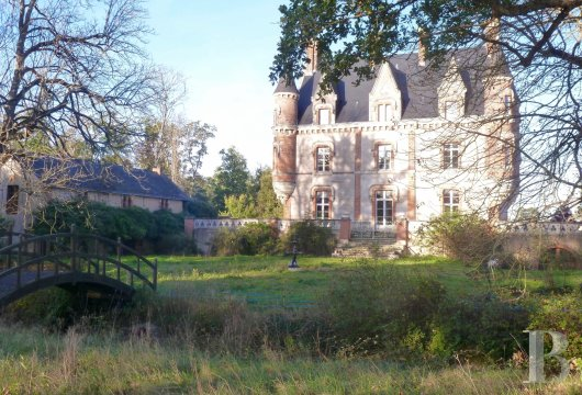 chateaux for sale France pays de loire manor house - 6