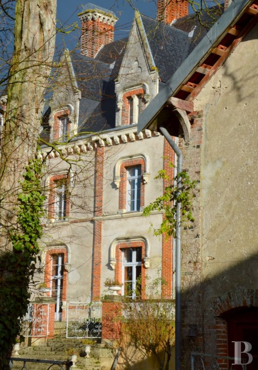 chateaux for sale France pays de loire manor house - 5