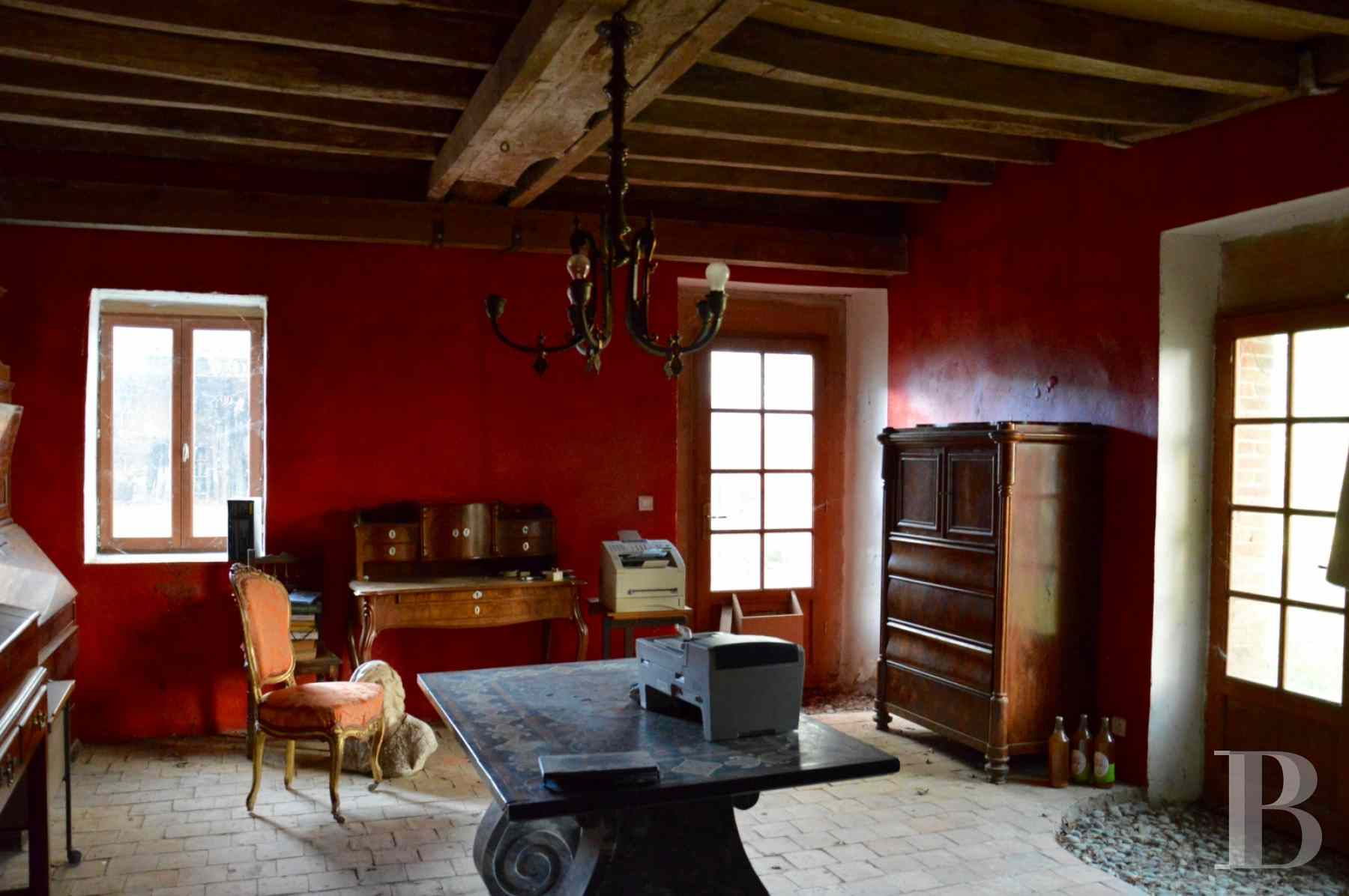 chateaux for sale France pays de loire manor house - 10 zoom