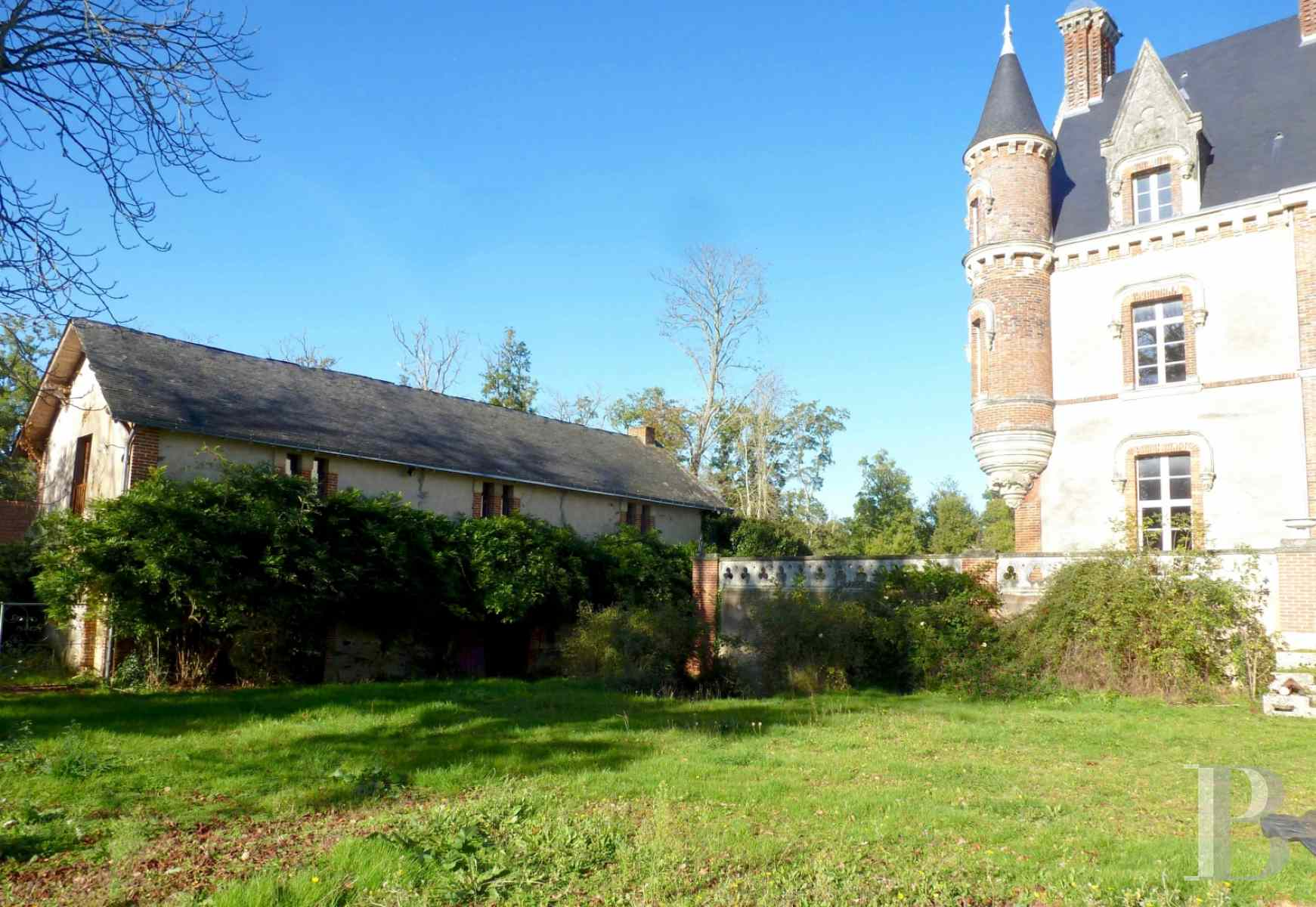 chateaux for sale France pays de loire manor house - 15 zoom