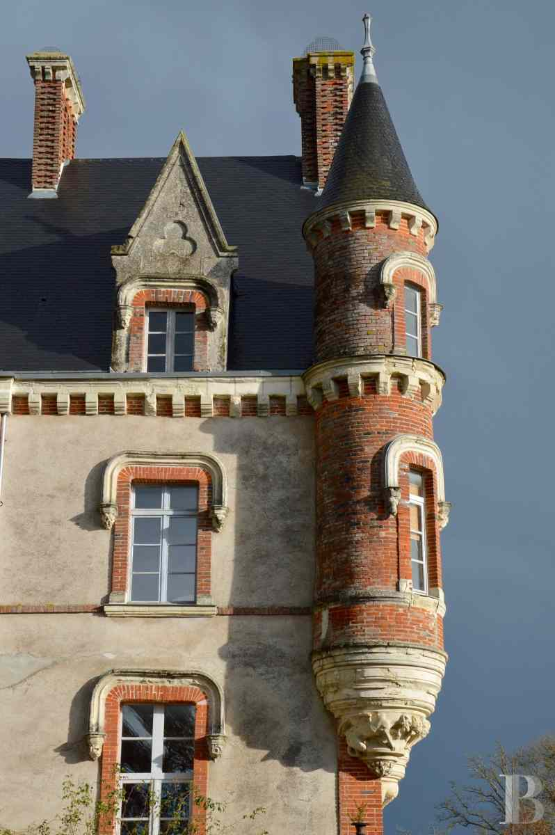 chateaux for sale France pays de loire manor house - 3 zoom