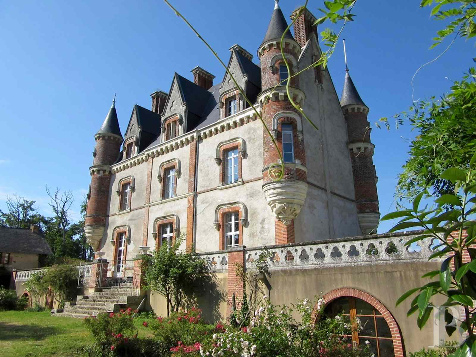 chateaux for sale France pays de loire manor house - 4 zoom