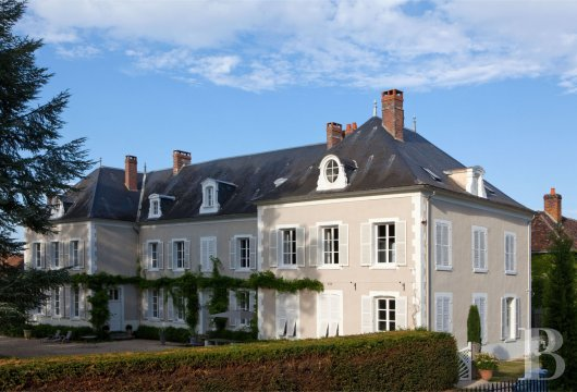 chateaux for sale France burgundy 3782  - 4
