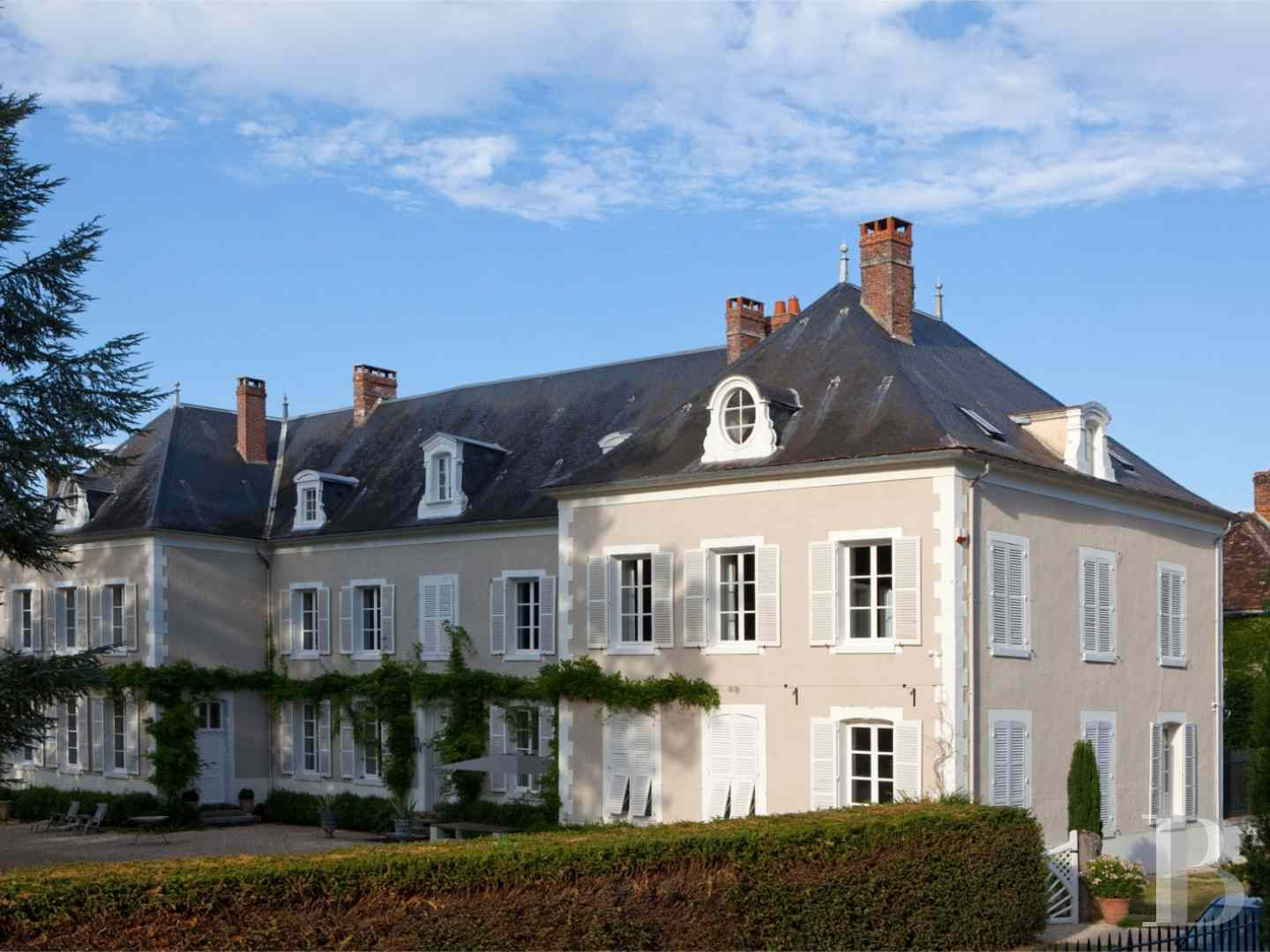 chateaux for sale France burgundy 3782  - 4 zoom