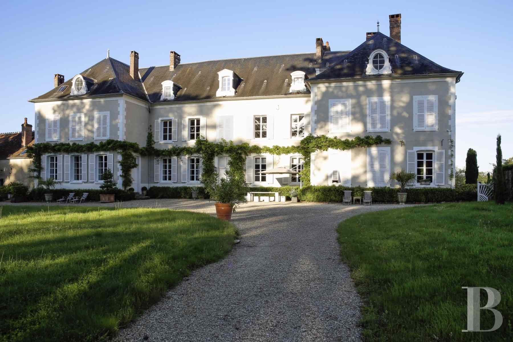 chateaux for sale France burgundy 3782  - 3 zoom