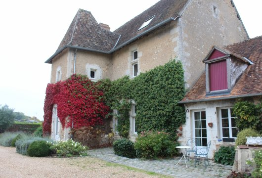 character properties France center val de loire seigneurial home - 2
