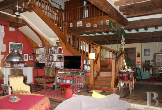 character properties France center val de loire seigneurial home - 7