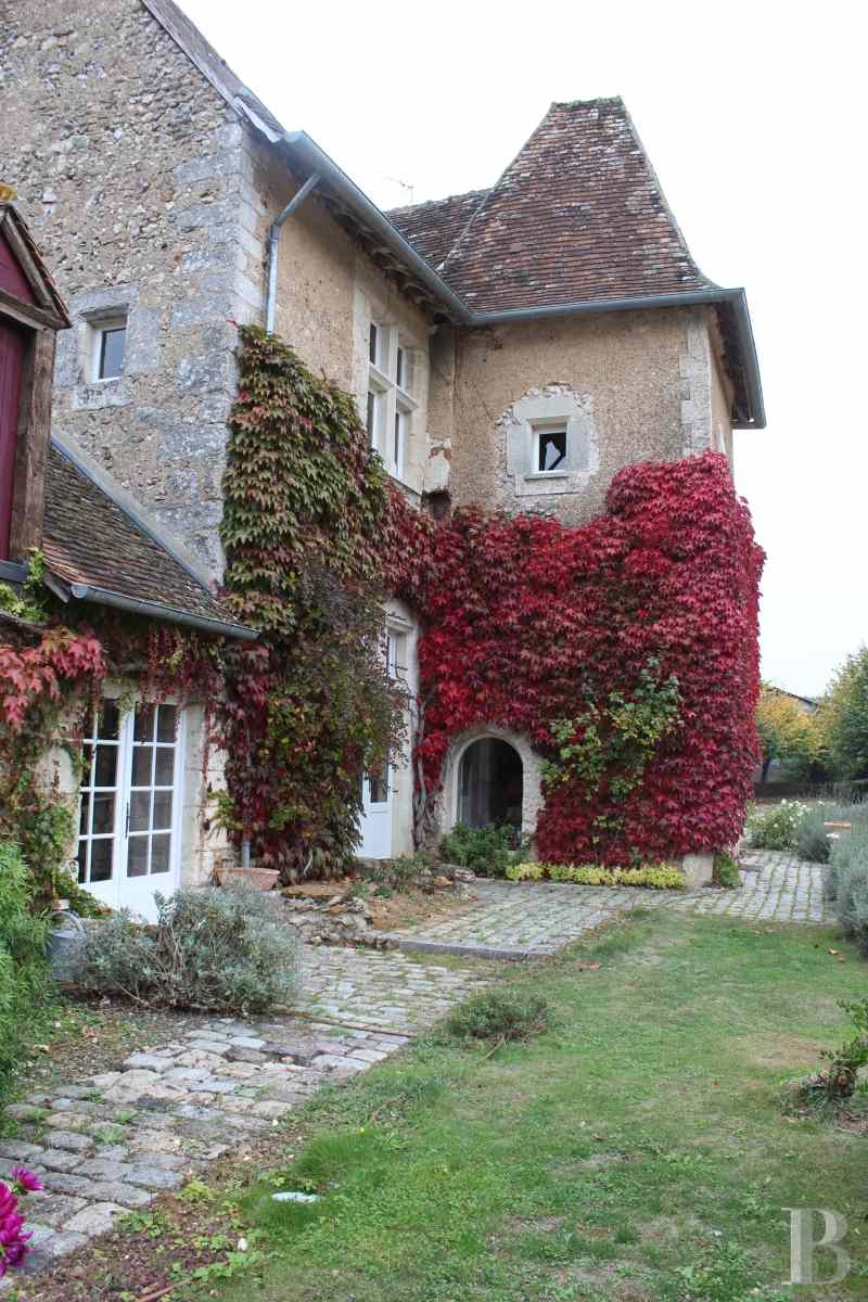 character properties France center val de loire seigneurial home - 3 zoom