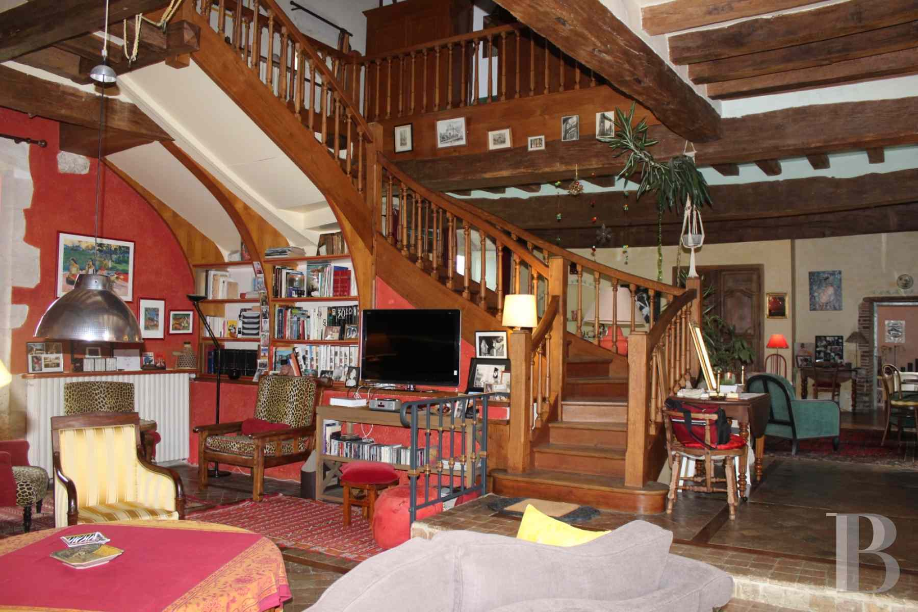 character properties France center val de loire seigneurial home - 7 zoom