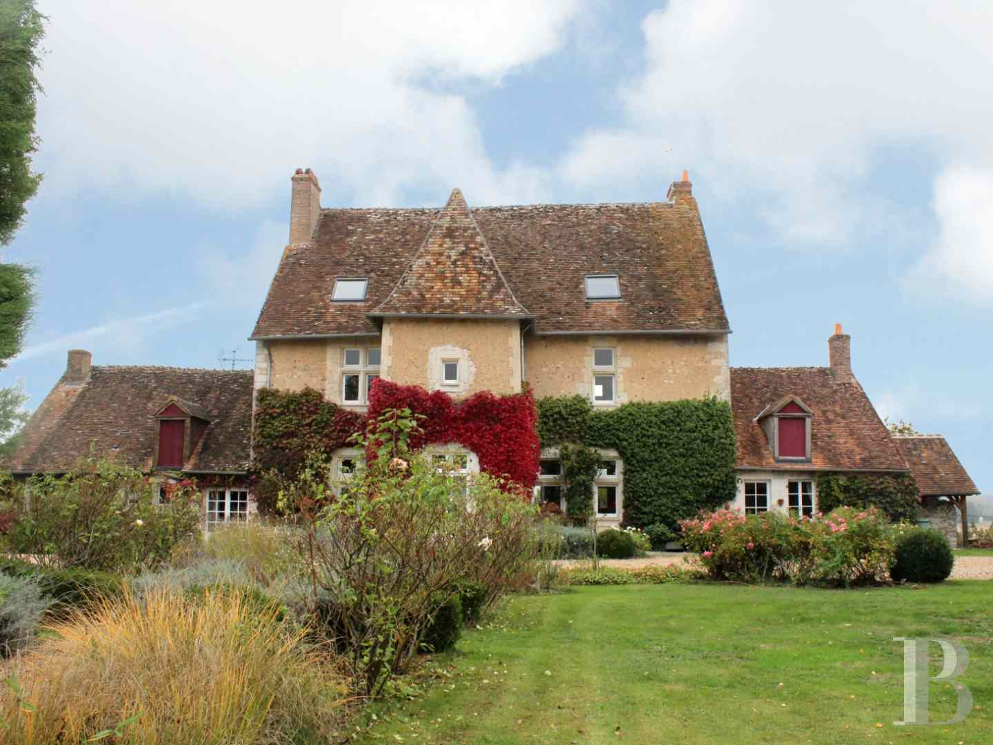 character properties France center val de loire seigneurial home - 1 zoom