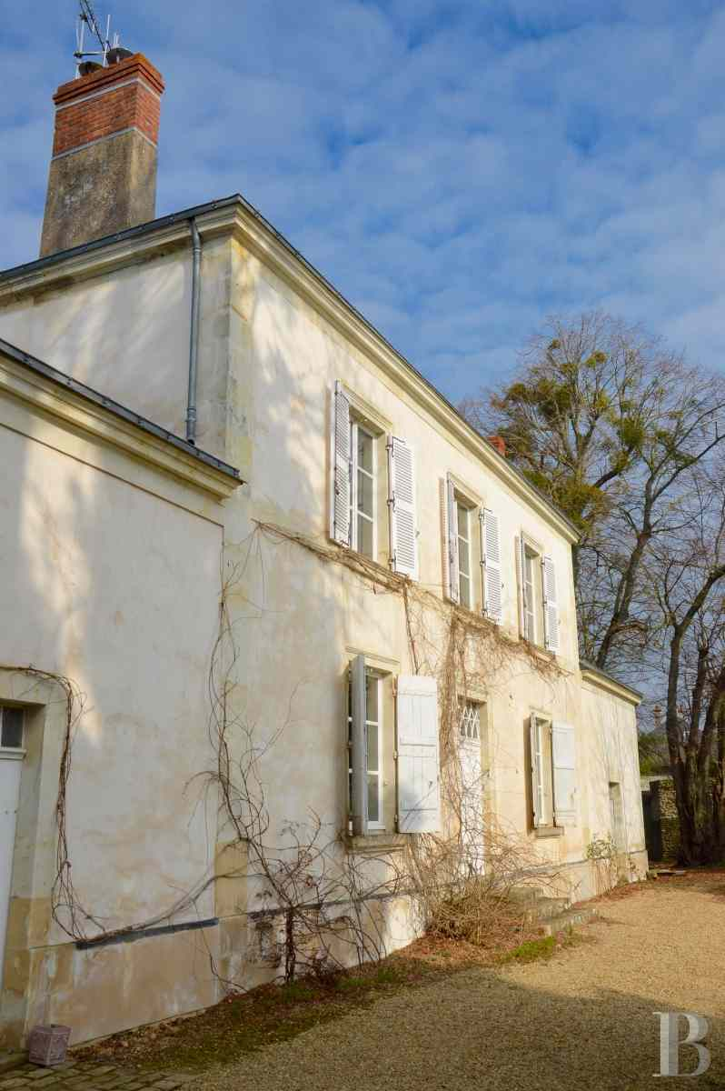 character properties France pays de loire vinegrower house - 2 zoom