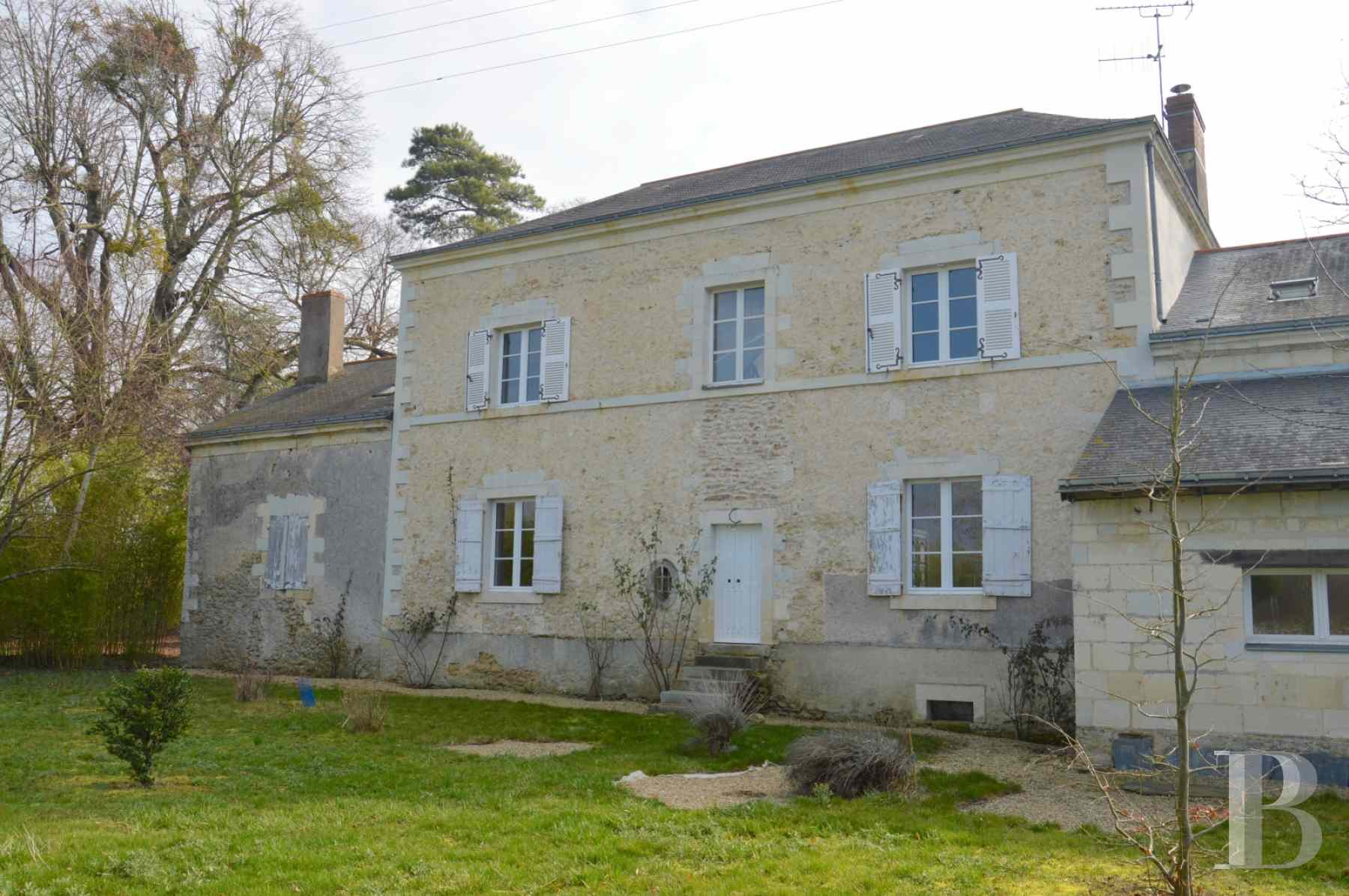character properties France pays de loire vinegrower house - 3 zoom