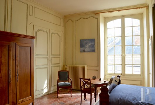 mansion houses for sale France pays de loire 18th century - 11